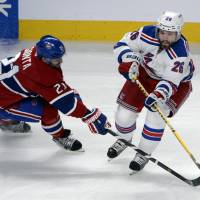 Rangers take 2-0 series lead