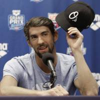 Phelps says he's still motivated to be the best