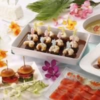 Island foods: A Hawaiian spread at the Imperial Hotel Tokyo | IMPERIAL HOTEL