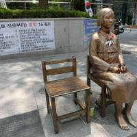 Commemorating national trauma in South Korea