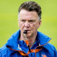 Highly rated: Manchester United named veteran Dutch manager Louis van Gaal as its new bench boss on Monday. He will take over after the World Cup. | AFP-JIJI