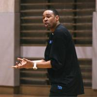 Relieved of duty: The NBL's Mitsubishi Diamond Dolphins have fired coach Antonio Lang after four seasons at the helm. | KAZ NAGATSUKA