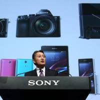 Media eyes trend-setting Sony's loss of momentum