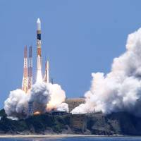 JAXA satellite to map disaster scars