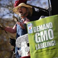 Genetically modified food spooks consumers