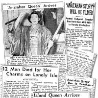 A homage to the 'Queen of Anatahan'
