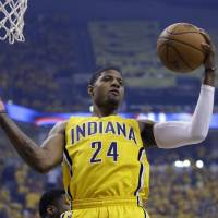 George to return for Pacers in Game 3
