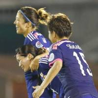Nadeshiko Japan thumps Vietnam