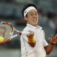 Nishikori reaches semis, cracks top 10