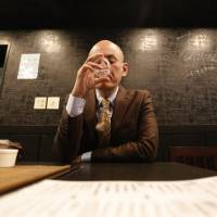 Bald men get special treatment at new Tokyo pub