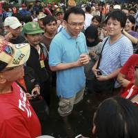 In Indonesian first, ethnic Chinese becomes capital's acting governor