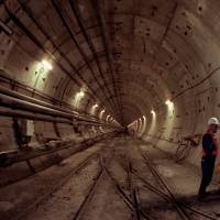 Channel Tunnel marks 20 years