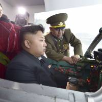 North Korea denies deploying drones, derides Park as a 'political whore'
