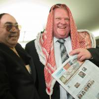 Toronto mayor 'not denied entry, per se' after landing in U.S. for rehab