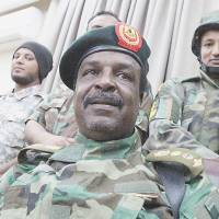 Rogue Libya general's revolt targets Islamists