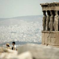 Acropolis sculptures get 'cosmetic surgery'