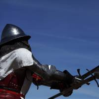 Women go medieval as Dark Age combat-fest turns politically correct