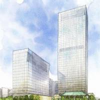 Hotel Okura to rebuild main building for Olympics