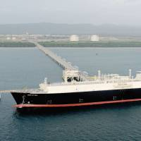 First Papua gas heads for Japan
