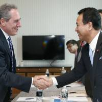 Japan, U.S. resume talks over TPP