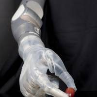 The DEKA Arm System, which the U.S. government has approved for amputees, can perform multiple simultaneous movements. | REUTERS