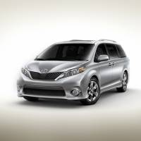 The Sienna minivan is one of the vehicles affected by Toyota Motor Corp.'s latest recall. | TOYOTA MOTOR CORP.