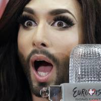 Politics still on stage at Eurovision contest