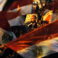 Egypt's el-Sissi sweeps to victory in presidential vote