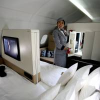 Etihad Airways launches luxury A380 'residence' suites in the sky