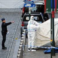 Three killed, one injured at Brussels Jewish Museum