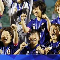 Nadeshiko Japan beats Australia to win Women's Asian Cup