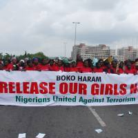 Abducted Nigerian schoolgirls have been located, defense chief says