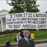 U.S. explores legal rights for Guantanamo detainees