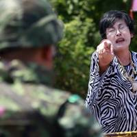 Thai military races to rescue, but braces for backlash