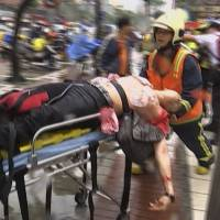 Four killed, dozens injured in Taiwan subway stabbing spree