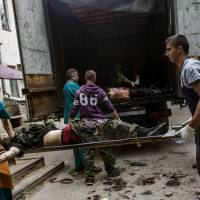 Ferocious clashes in Ukraine increase risk for Putin
