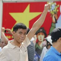 Vietnam stops anti-Chinese protests after riots