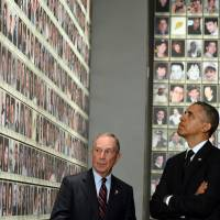 9/11 museum dedicated; Obama says 'Nothing can ever break us'