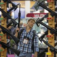 U.S. restaurant chain: Don't bring guns into our stores
