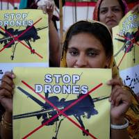 CIA winds down drone strike program in Pakistan