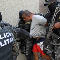 In a first, Honduras extradites drug suspect to U.S.