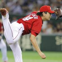 Carp hurler Osera improves to 5-1 as Giants drop fifth straight game