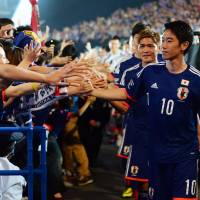 Kagawa plays down friendly results ahead of Cyprus send-off