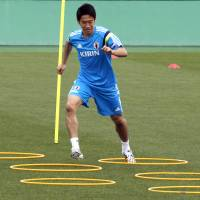 Kagawa's focus on World Cup, not new Manchester United manager