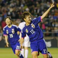 Sugasawa propels Japan past New Zealand