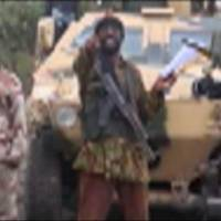 Abubakar Shekau, the leader of Nigeria's Islamic extremist group Boko Haram, speaks in a video received on Monday, claiming responsibility for the April 15 abduction of nearly 300 schoolgirls and threatening to sell the teens. | AP