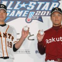 Young hurlers Norimoto, Sugano aiming for All-Star Series participation