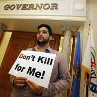 Oklahoma halts all executions for six months
