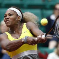 Serena, Venus both knocked out of French Open in second round