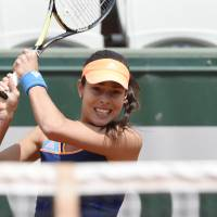 Safarova ousts 2008 French Open champ Ivanovic